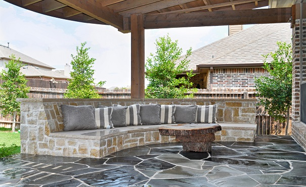 outdoor living design Frisco