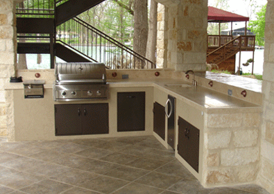 Outdoor living company Frisco