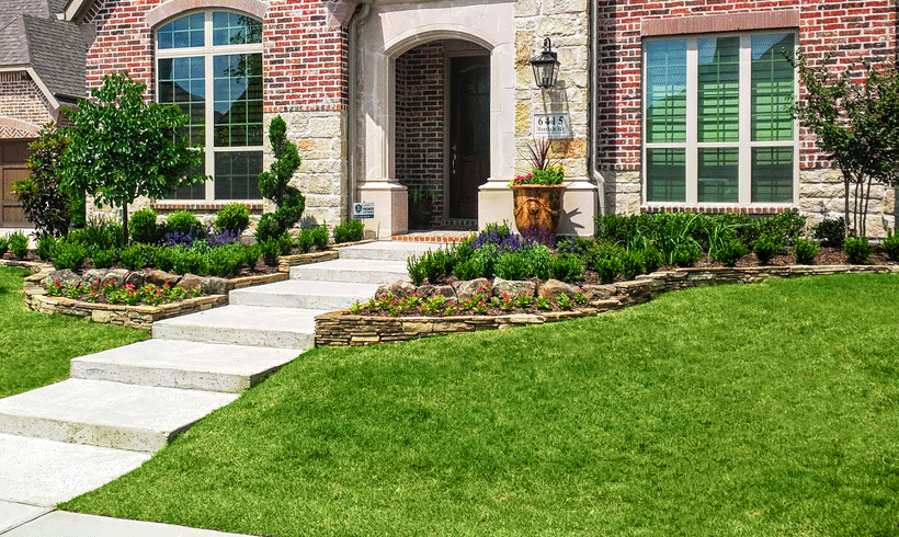 Full Service Lawn Care in Frisco