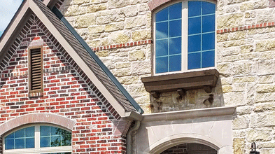 Stone Facades in Frisco